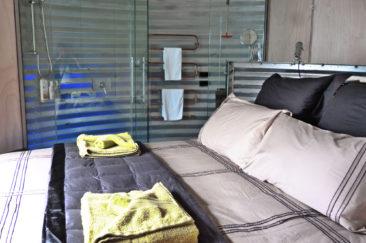 SiloStay Accommodation