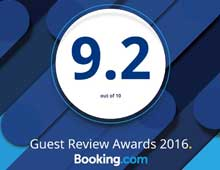 SiloStay - Booking.com Award