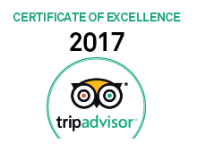 SiloStay - Trip Advisor Award of Excellence 2017
