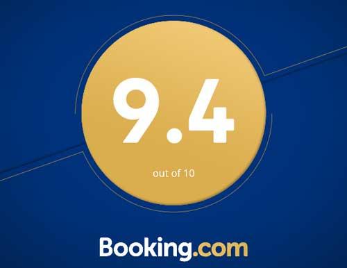 SiloStay - Booking.com Award