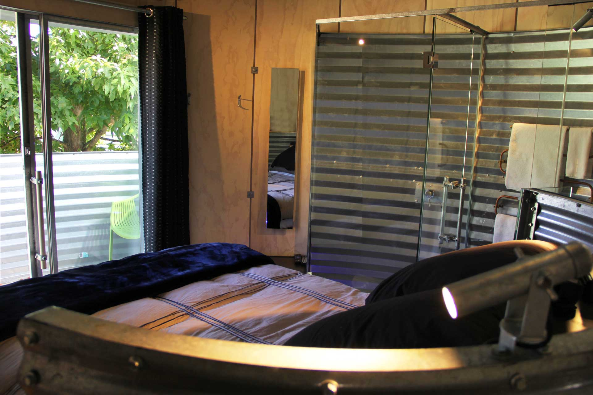 Your Silo - Bedroom
